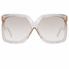 Linda Farrow 981 C3 Oversized Sunglasses