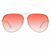 Matthew Williamson Clover C4 Aviator Sunglasses