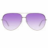 Matthew Williamson Clover C5 Aviator Sunglasses
