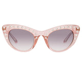 N°21 S35 C3 Cat Eye Sunglasses