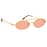 Alessandra Rich 2 C2 Oval Sunglasses