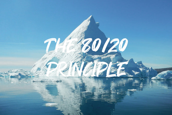 The 80/20 Principle in Jiu-Jitsu