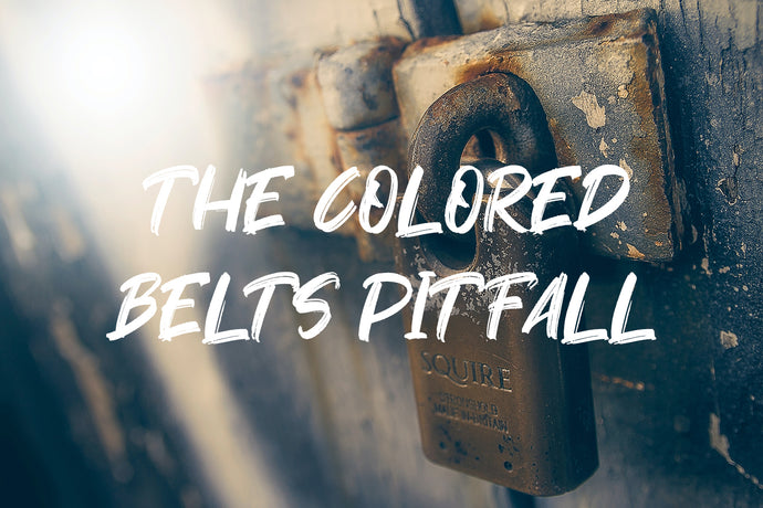 The Colored Belts Pitfall