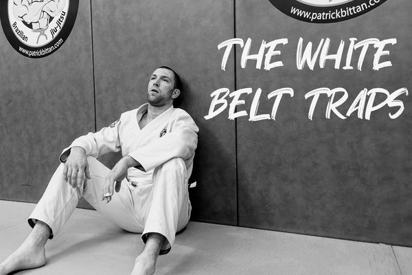 BJJFlowCharts-The White Belt Traps