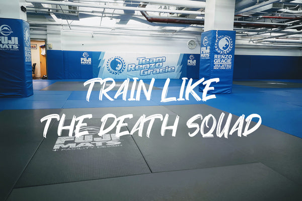 BJJFlowCharts-Train Like The Danaher Death Squad