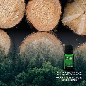 Organic Cedarwood (10ml)