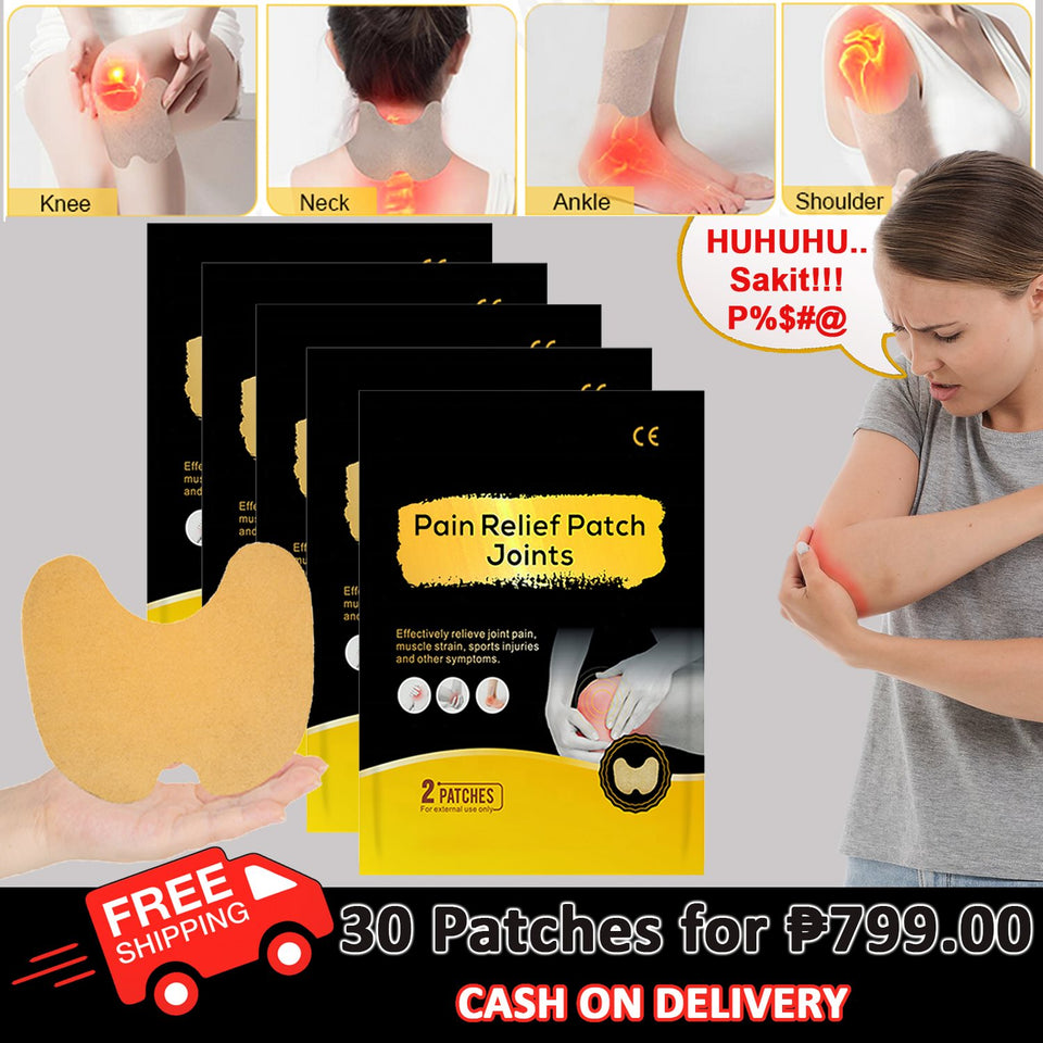 Joint Pain Relief Patch