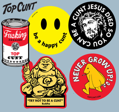 Sticker Variety Pack