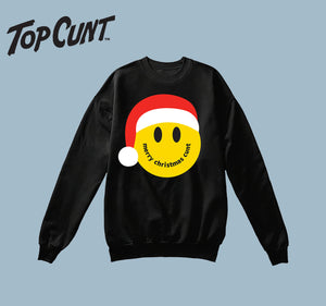 Merry Christmas Cunt Jumper