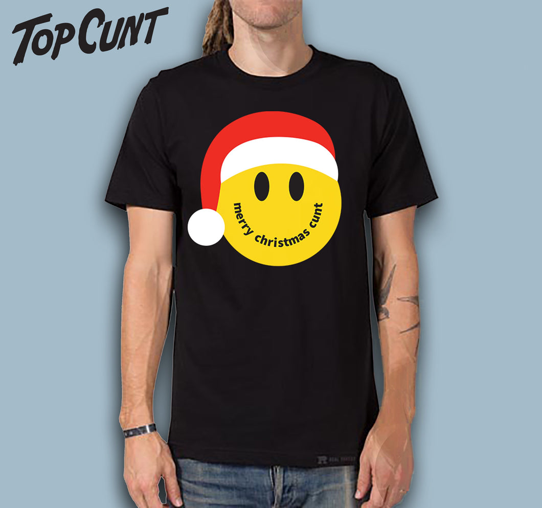 Merry Christmas Cunt Tee