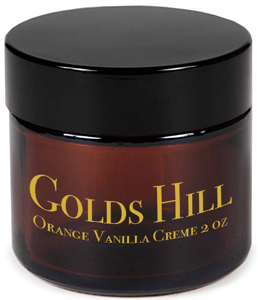 Orange Vanilla Creme 2 oz