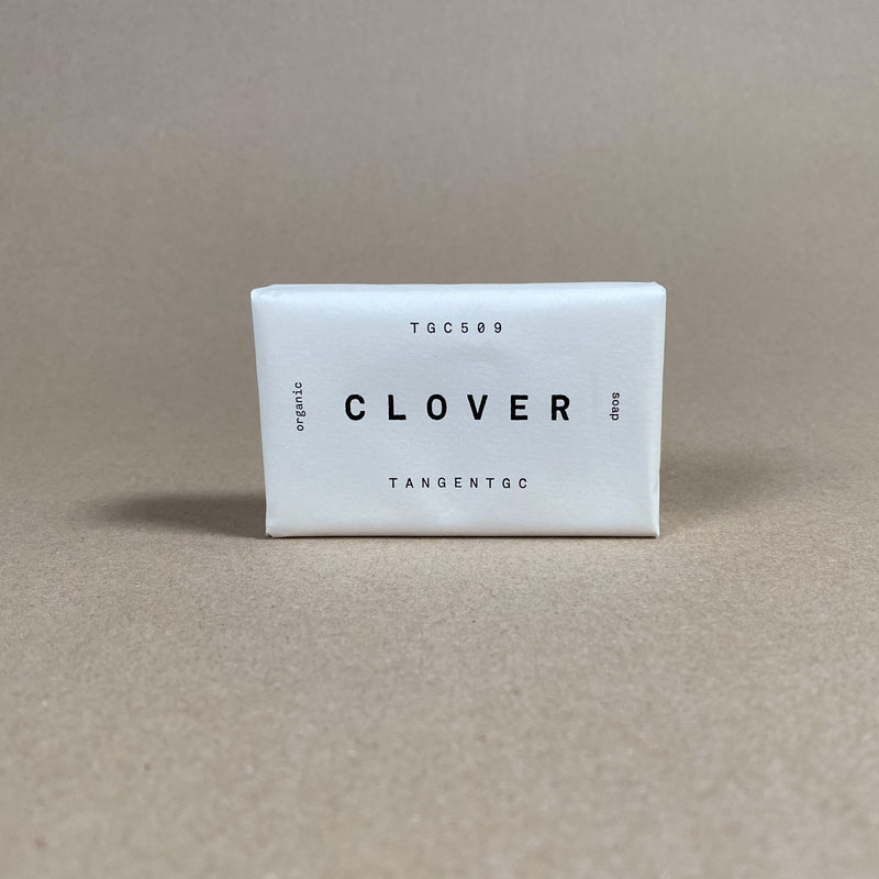 Tangent Clover Soap Bar
