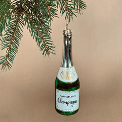 Champagne Bauble