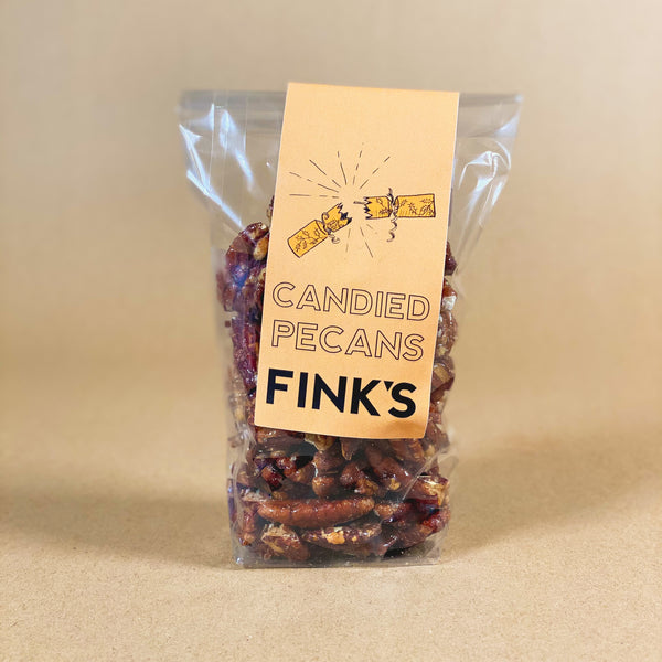 Fink's Candied Maple Pecans