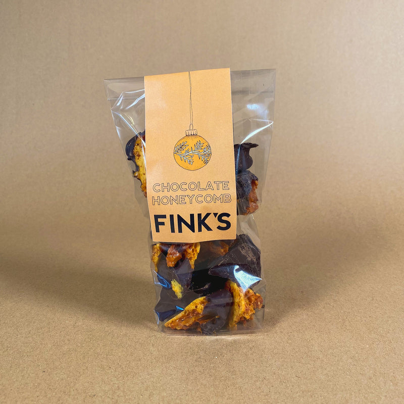 Fink's Chocolate Honeycomb