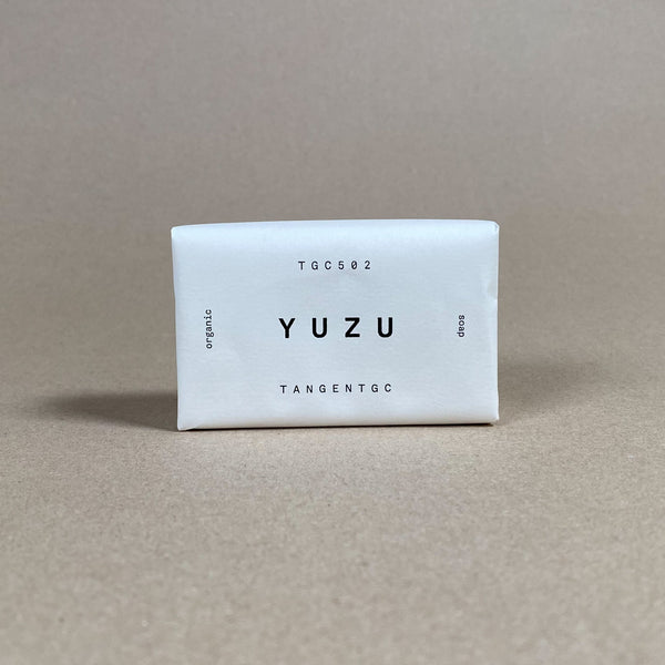 Tangen Yuzu Soap Bar