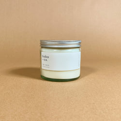 Hobo + Co Fig & Cassis Candle Jar