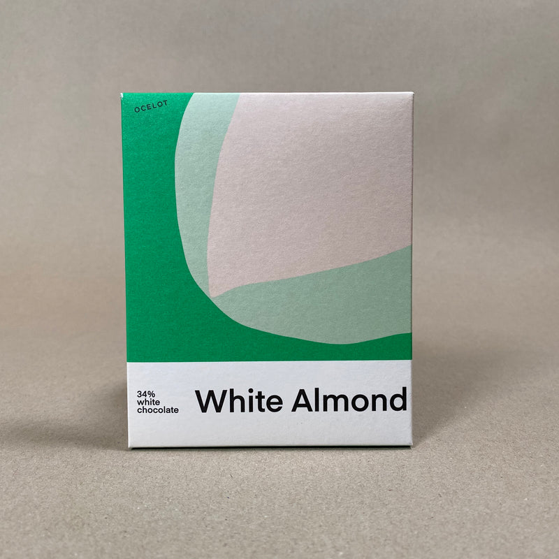 Ocelot Almond White Chocolate