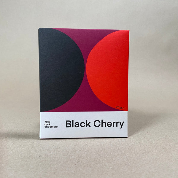 Ocelot Black Cherry Chocolate