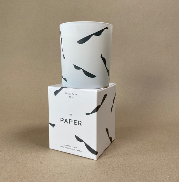 Wrap Candle - Paper