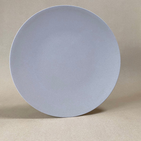 Jumbo Bamboo Grey Serving Plate
