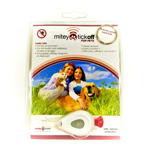 Natural Tick Protection - Larger Dogs - Chemical Free