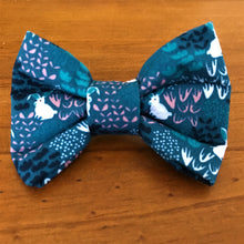 "Load image into Gallery viewer, Bowties 4 Olivia - Pet Bowties ""Shaanti"" Collection 2019- Woodland"