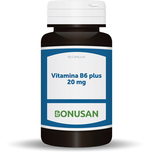 Vitamina B6 Plus 20mg
