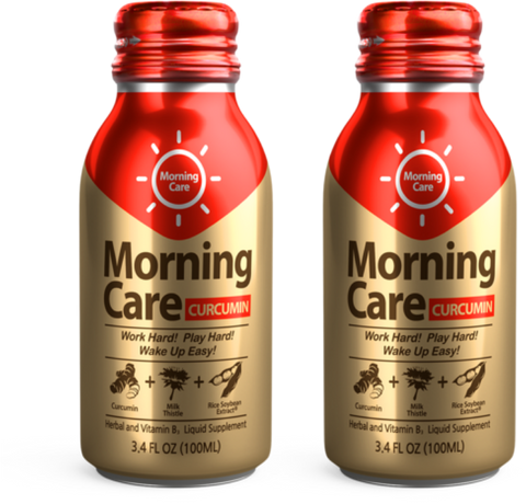 Morning Care 3.4 FL OZ cans