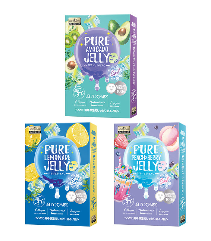 SEXYLOOK PURE JELLY COOLING MASK SERIES 3S/BOX