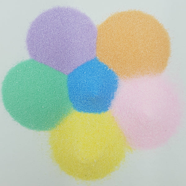 Pastel Pack (Smooshy Sand, flubbadoh, Sand Shakers: Bright & Pastel)