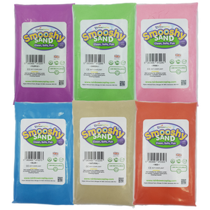 Smooshy Sand (6 Colours) - 1 x 485g Refill Bag