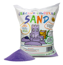 Load image into Gallery viewer, Coloured Play Sand - 1 x 15kg Bag (8 Colours Available)