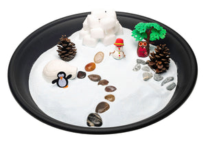 Small World Play Multicoloured Sand (8 Varieties)