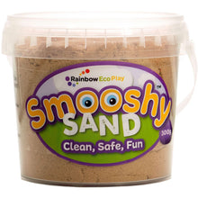 Load image into Gallery viewer, Smooshy Sand (6 Colours) 1 x 300g Tub
