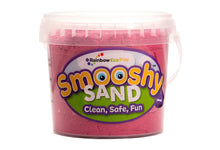 Load image into Gallery viewer, Smooshy Sand 5kg - (Pink)