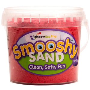 Smooshy Sand Party Pack (6 Colours) 6 x 170g Tub