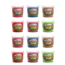 Load image into Gallery viewer, Smooshy Sand (6 Colours) - 12 X 300G Tubs