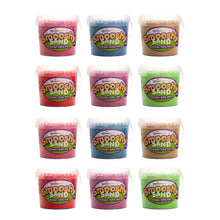 Load image into Gallery viewer, Sparkle Craft Pack (Smooshy Sand, flubbadoh, Sand Shakers: Bright & Sparkle)
