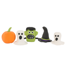 Load image into Gallery viewer, Halloween flubbadoh (Black, White, Orange, Purple, Green, Red)