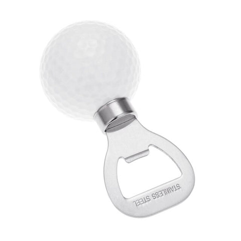 Décapsuleur Golf Blanc