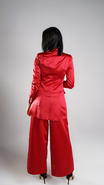Feroce Pants Red