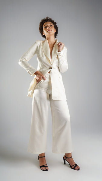 Feroce Coat White