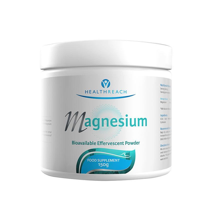 Magnesium Effervescent Powder 150g - The Beverage Works