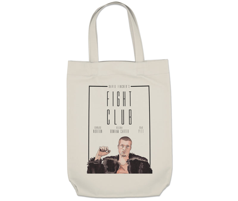 FIGHT CLUB TOTE BAG
