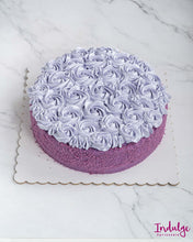Load image into Gallery viewer, Ube Cake (12 inches Round)