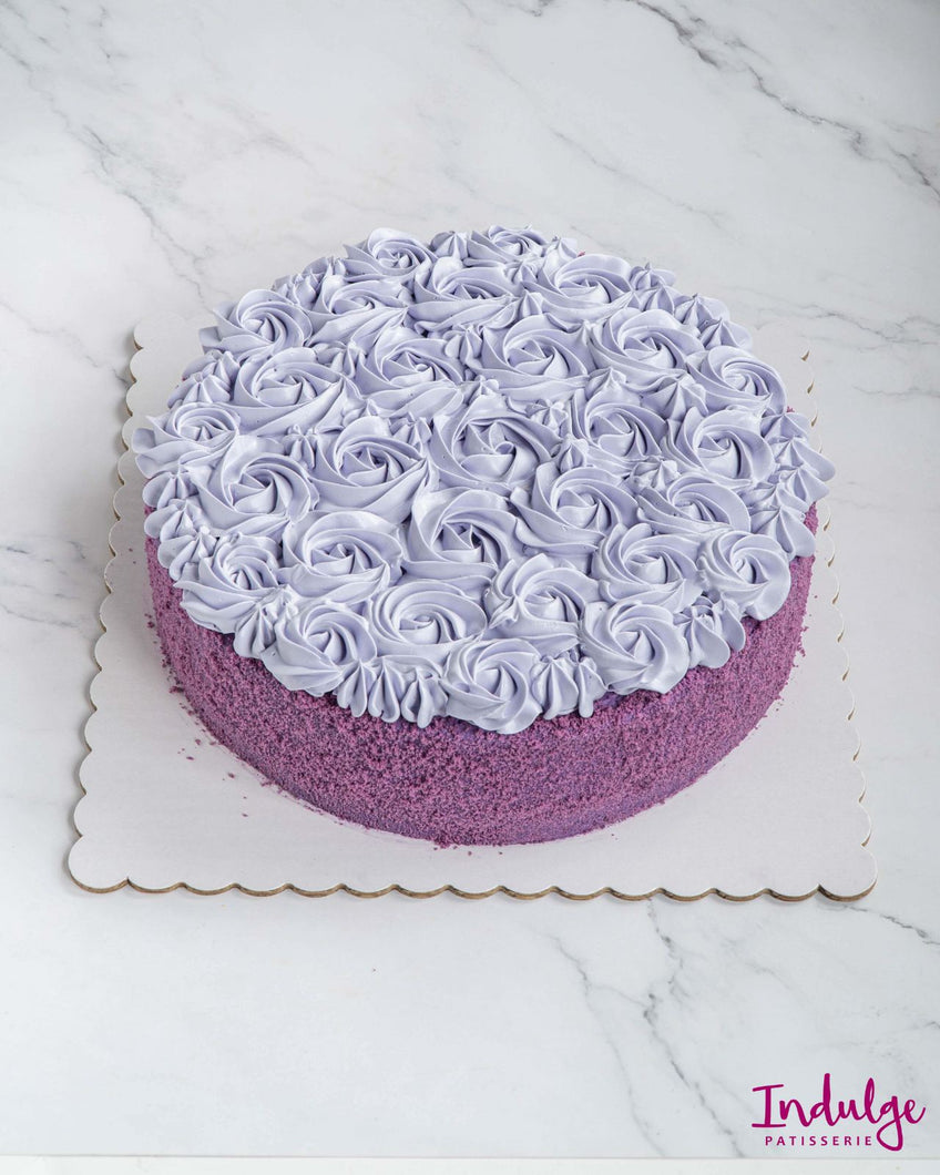 Ube Cake (12 inches Round)