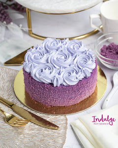 Ube Cake (6 inches Round)