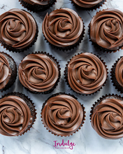Load image into Gallery viewer, Chocolate Ganache Cupcakes