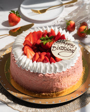 Load image into Gallery viewer, Strawberry Cake
